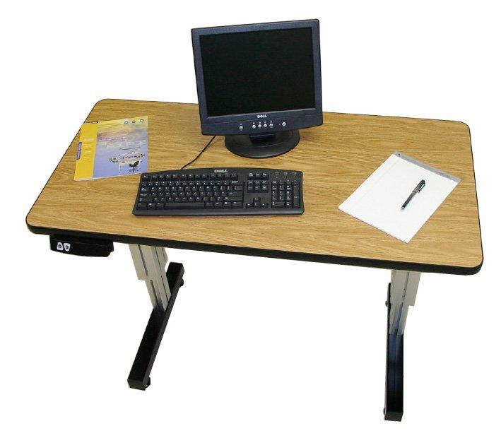 design your own ergonomic standing desk