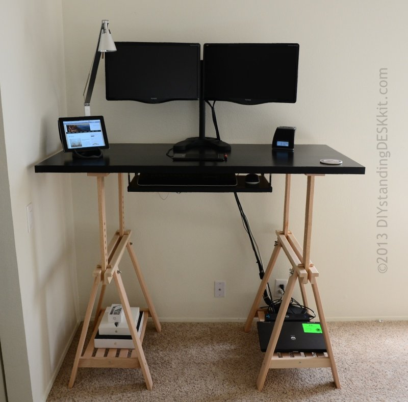 standing desk reviews. Black Bedroom Furniture Sets. Home Design Ideas