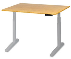 Ergo Depot Jarvis Standing Desk with Bamboo Top
