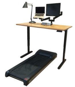 Jarvis Treadmill Standing Desk