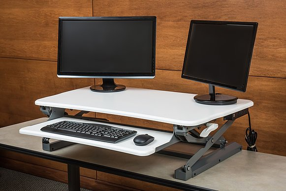 TrenDesks E-1 Adjustable Desk Riser